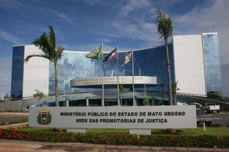 A denúncia anônima protocolada nos Ministérios Públicos Estadual (MP-MT) e Federal (MPF (Crédito: Agência da Notícia/Reprodução)