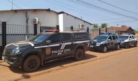 Prisão ocorreu agora a tarde no Bairro Vila Nova (Crédito: Agência da Notícia com Reprodução)