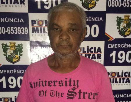 Cícero Simão dos Santos estava foragido da justiça desde o ano de 1994 (Crédito: Agência da Notícia)